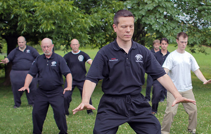 Become a Certified Tai Chi Instructor