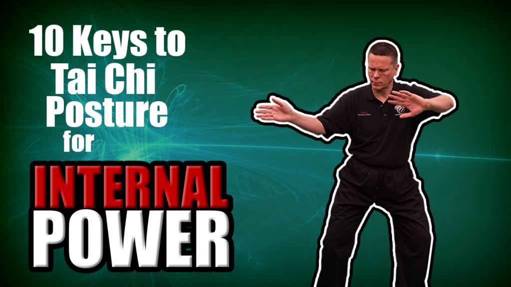 10 keys to Tai Chi Posture
